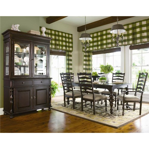Universal Home Formal Dining Room Group