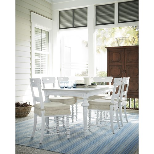 Paula Deen by Universal Dogwood Casual Dining Room Group