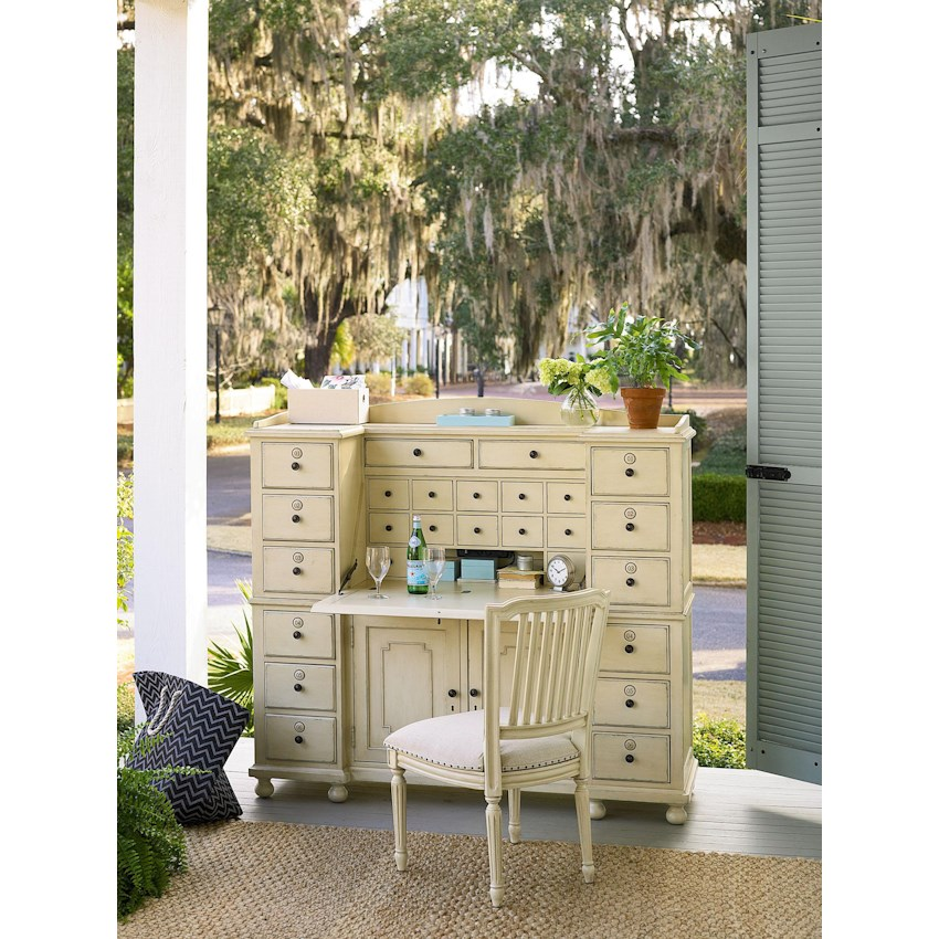 Simple Office Room Design, River House 394 By Paula Deen By Universal Howell Furniture Paula Deen By Universal River House Dealer