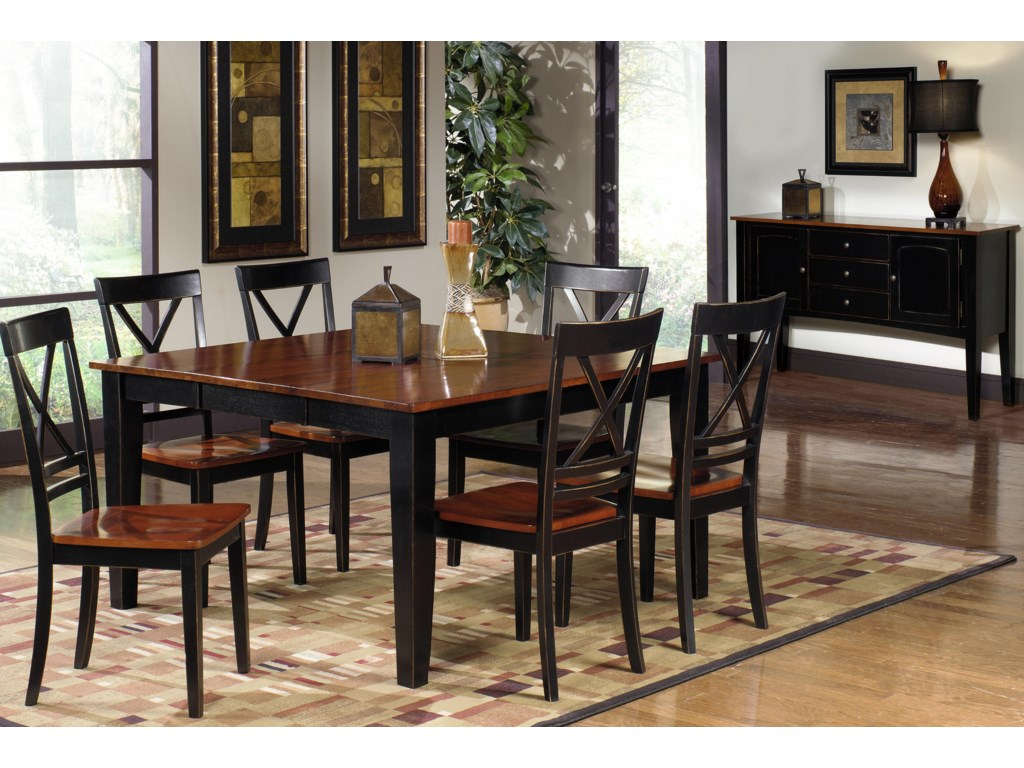 Progressive Furniture CosmoCasual Dining Room Group