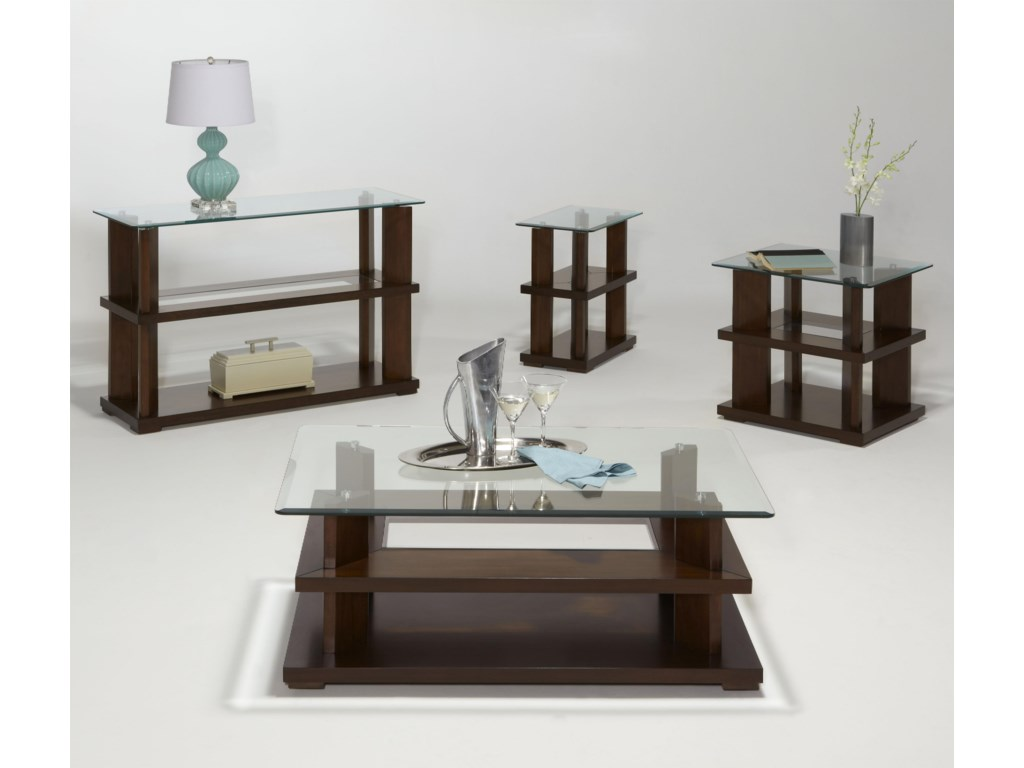 Progressive Furniture DelfinoRectangular Cocktail Table