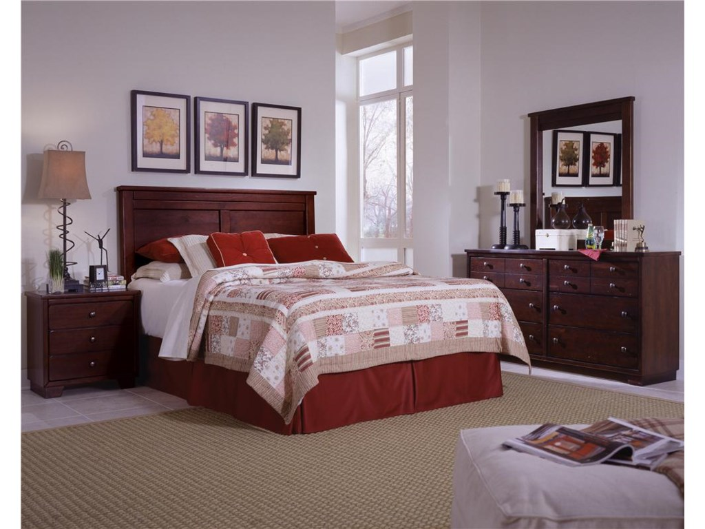 Progressive Furniture DiegoKing Bedroom Group
