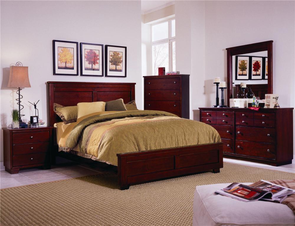 Bedroom Groups: Progressive Furniture Diego King Bedroom Group