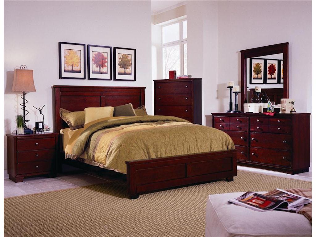 Progressive Furniture DiegoQueen Bedroom Group