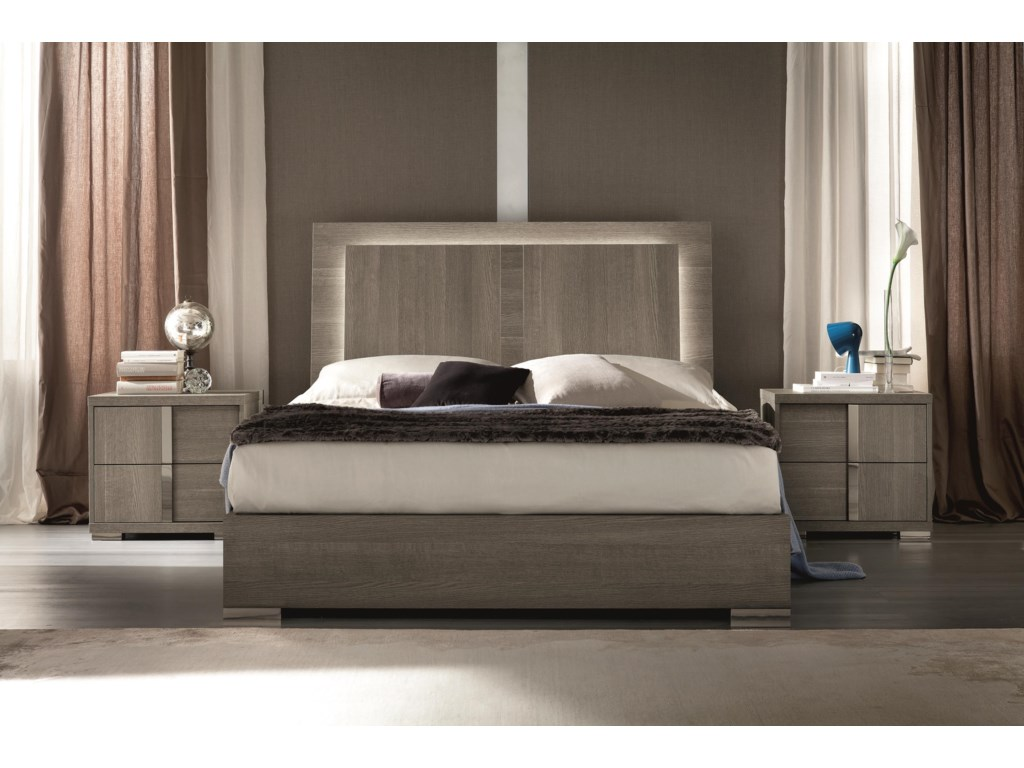 Alf Italia TivoliKing Bedroom Group