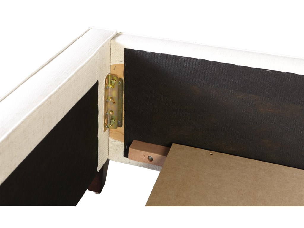 Footboard Attachment Example