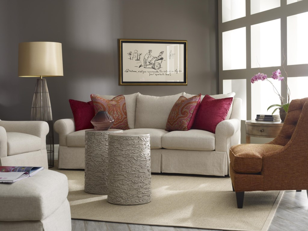 Sam Moore CarsonStationary Living Room Group