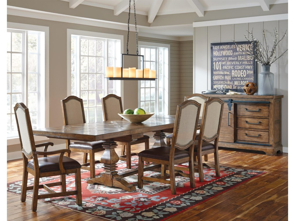 Samuel Lawrence American AttitudeFormal Dining Room Group