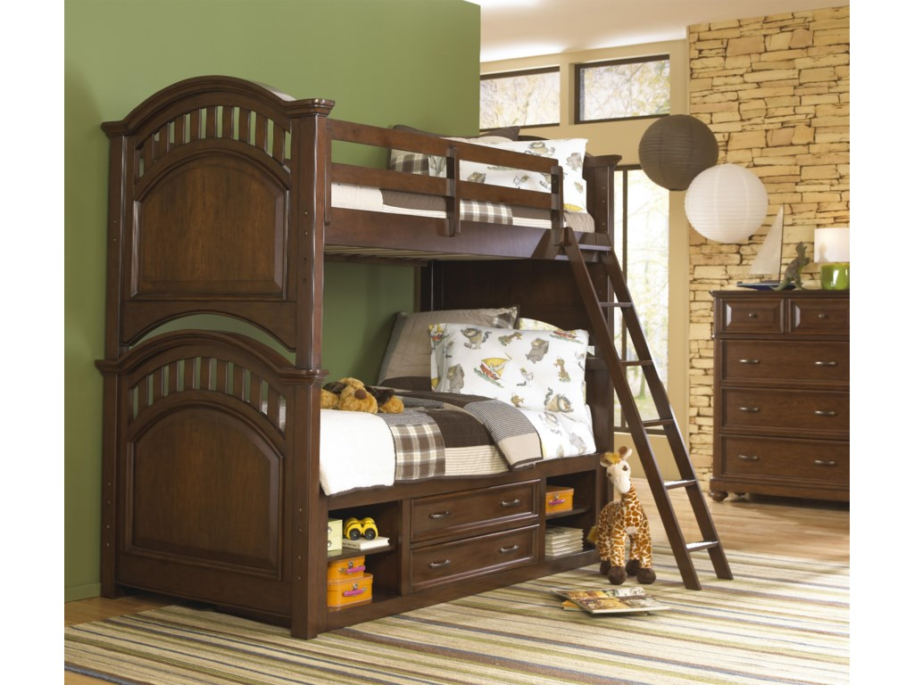 Samuel Lawrence Expedition YouthTwin Bedroom Group
