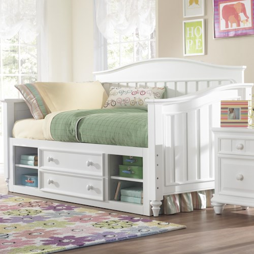 Samuel Lawrence SummerTime Youth Twin Bedroom Group