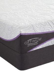 Sealy Optimum 2.0 ElationTwin XL Ultra Plush Mattress Set