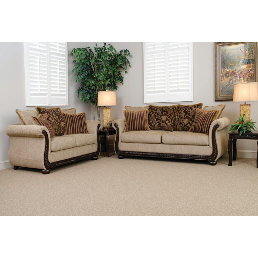 8500 (8500) by Serta Upholstery by Hughes Furniture - Lapeer ...