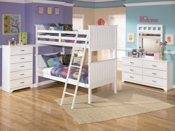 Twin Bunk Bedroom Group