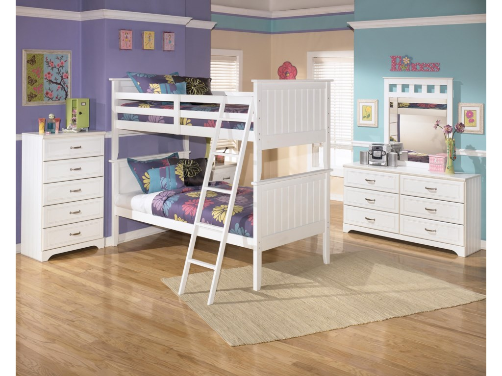 Signature Design by Ashley LuluTwin Bunk Bedroom Group