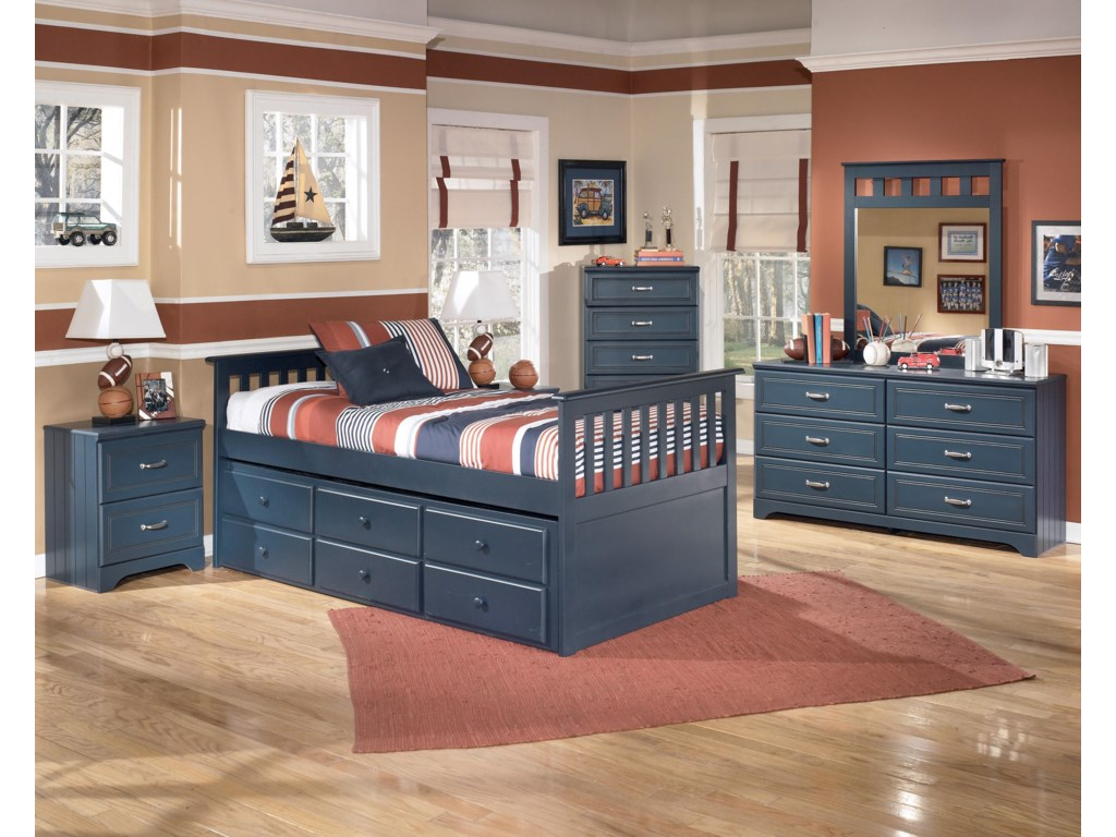 cottage width signature bedroom retreat by threshold group bed design ashley height twin item products retreattwin trim