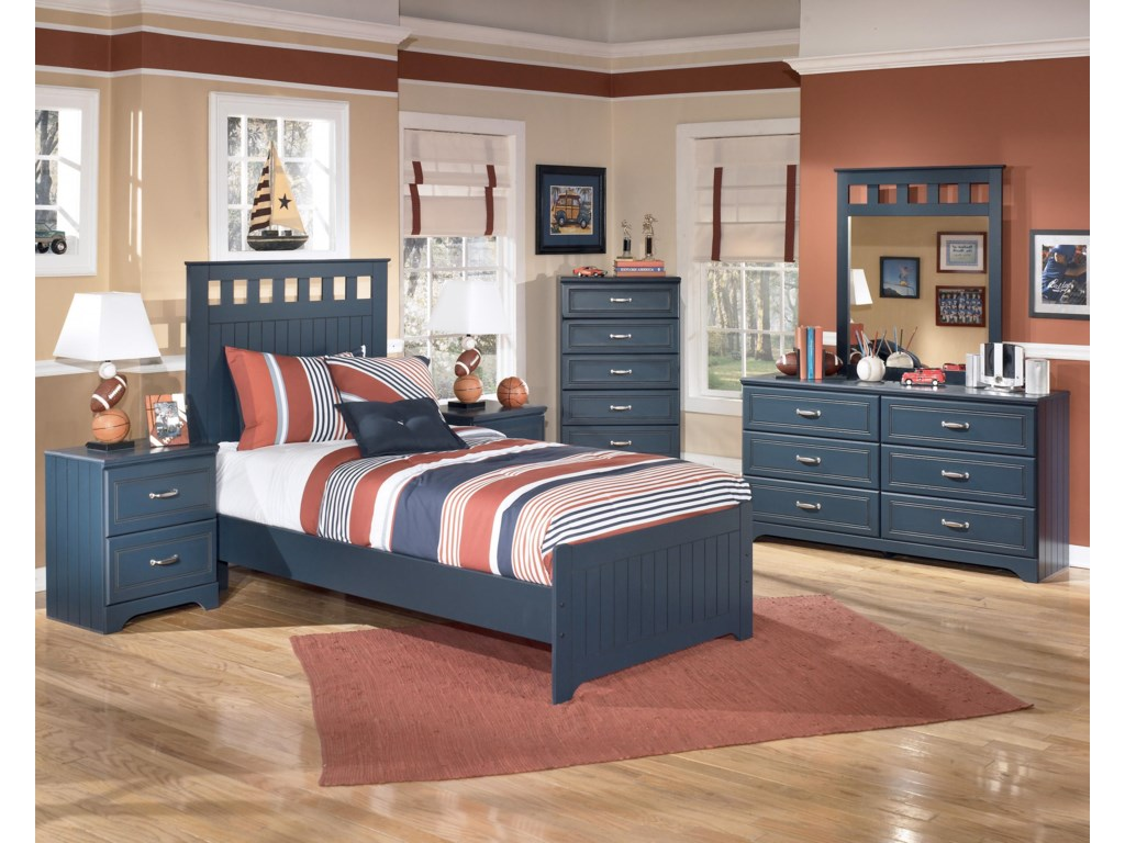 Signature Design by Ashley LeoTwin Bedroom Group