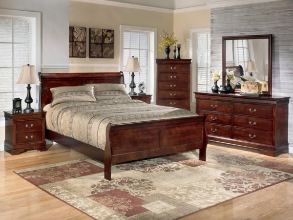 3 Piece King Bedroom Group