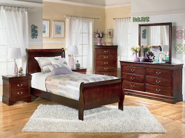 3 Piece Twin Bedroom Group
