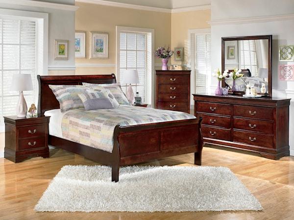 3 Piece Full Bedroom Group