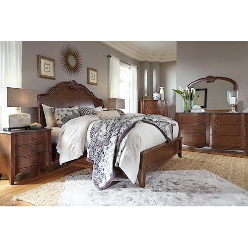 Signature Design by Ashley Balinder Queen Bedroom Group