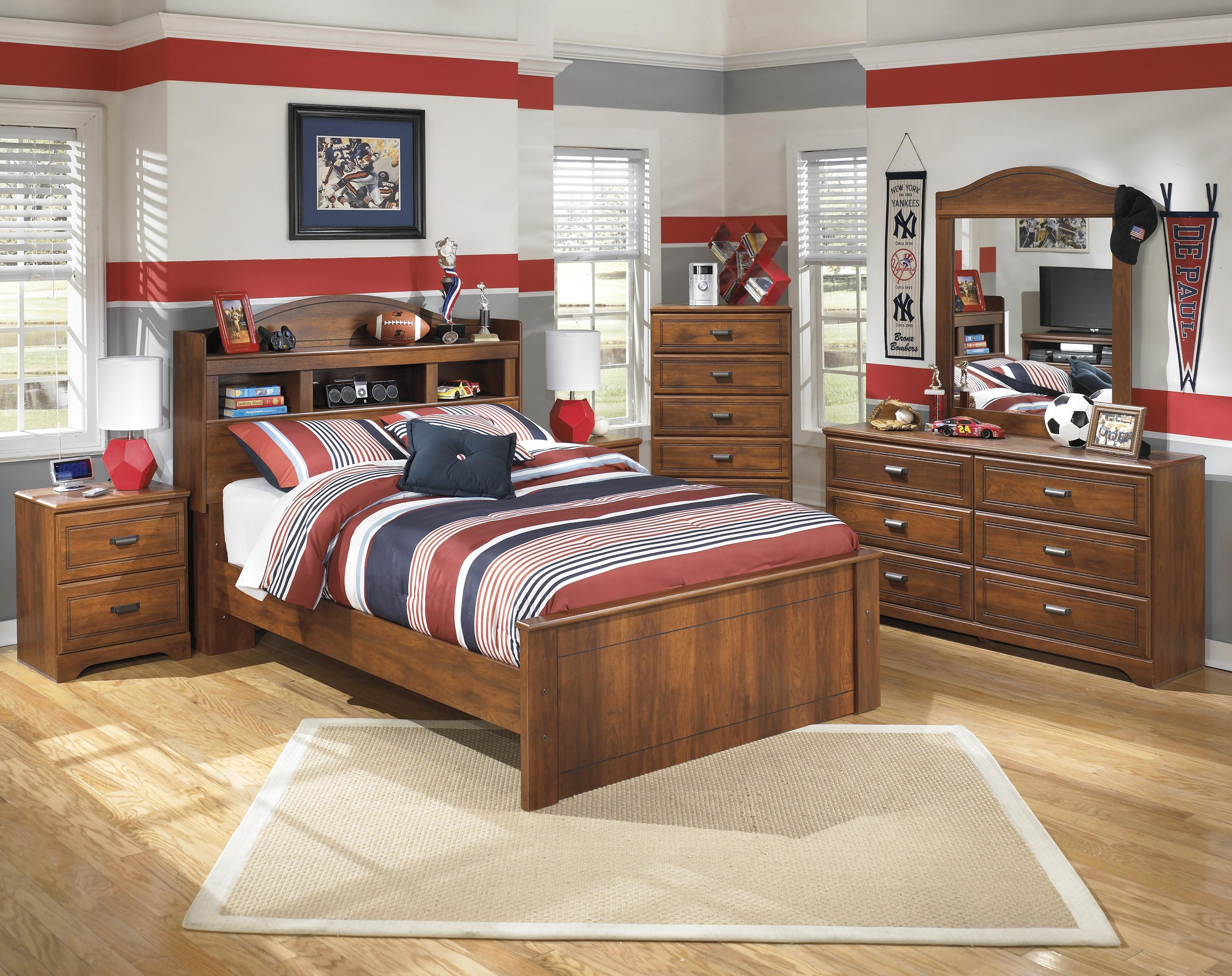 Signature Design by Ashley Barchan Full Bedroom Group ...