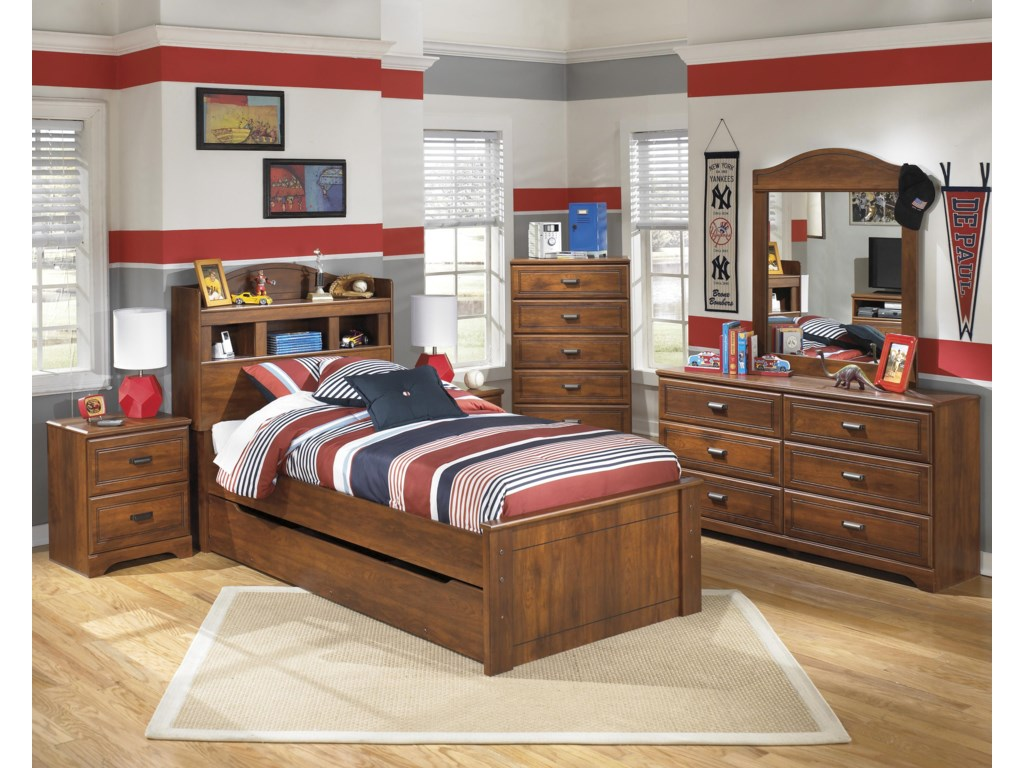 Ashley (Signature Design) BarchanTwin Bedroom Group