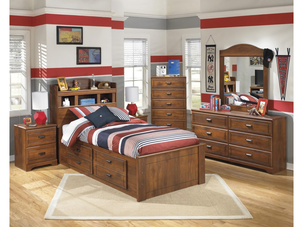 Signature Design by Ashley BarchanTwin Bedroom Group