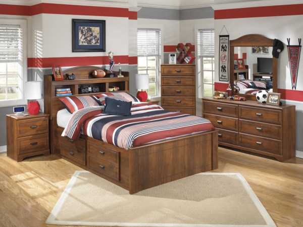 Full Bedroom Group