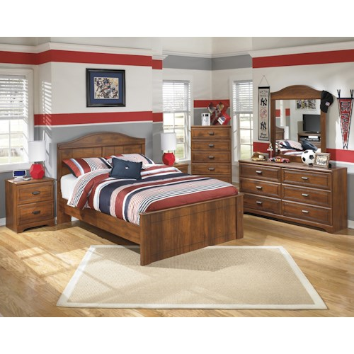 Signature Design by Ashley Barchan Full Bedroom Group