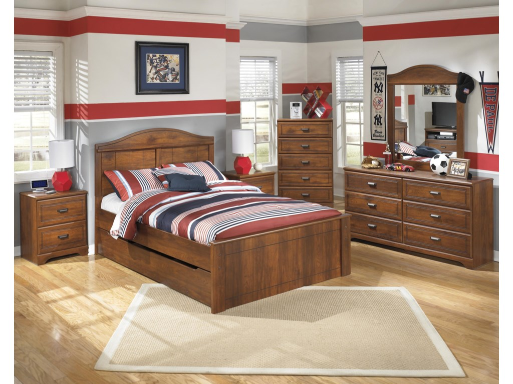Signature Design by Ashley BarchanFull Bedroom Group
