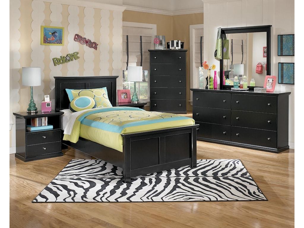 Ashley (Signature Design) MaribelTwin Bedroom Group