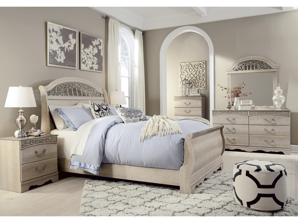 Catalina Queen Bedroom Group by Signature Design by Ashley at Crowley  Furniture & Mattress