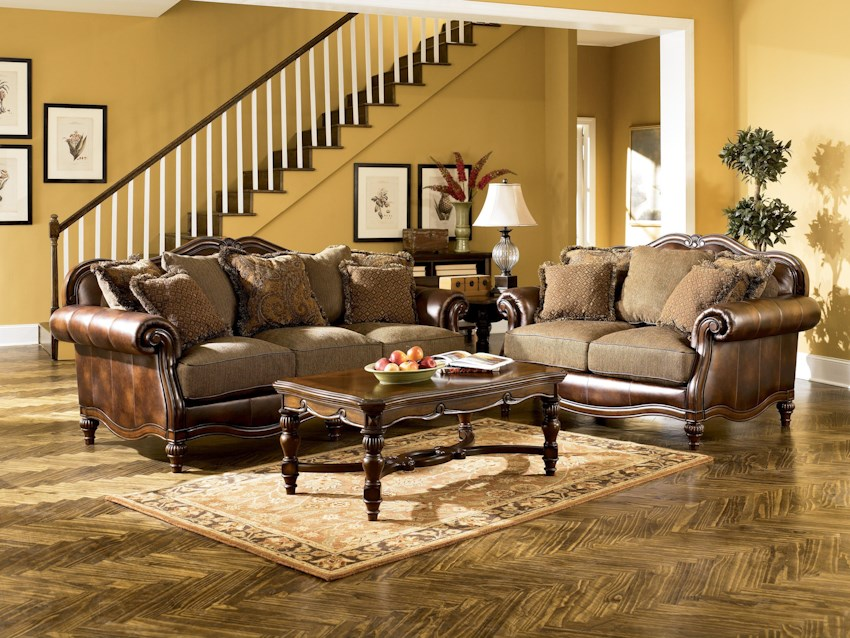 Claremore - Antique by Signature Design by Ashley