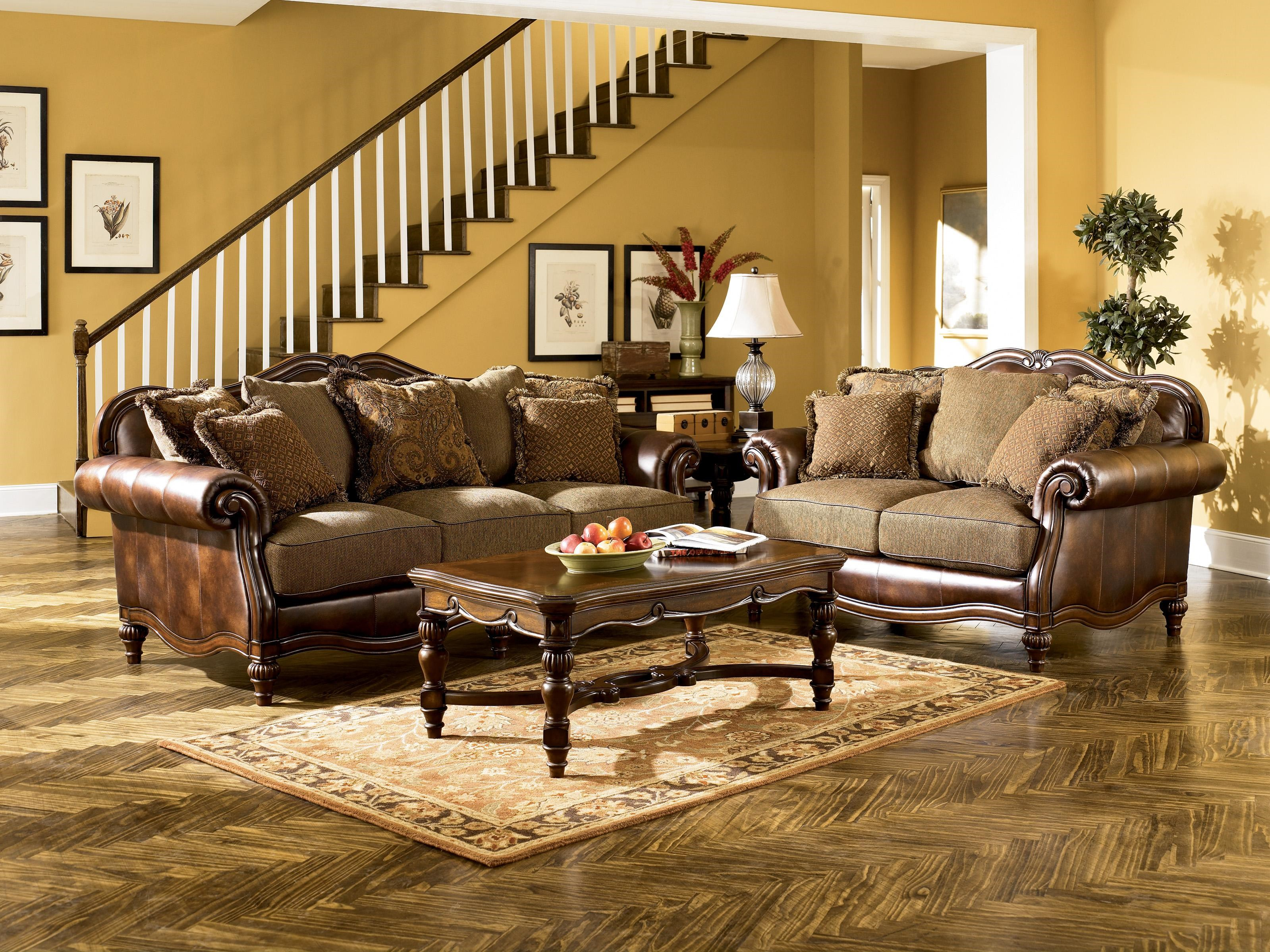 Ordinaire Claremore   Antique By Signature Design By Ashley