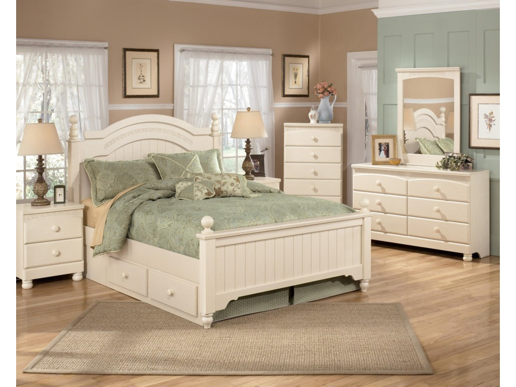 Signature Design by Ashley Cottage RetreatFull Bedroom Group