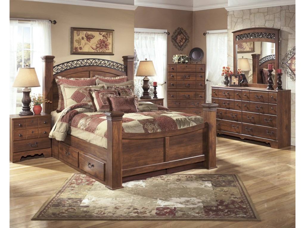 Signature Design by Ashley TimberlineKing Bedroom Group