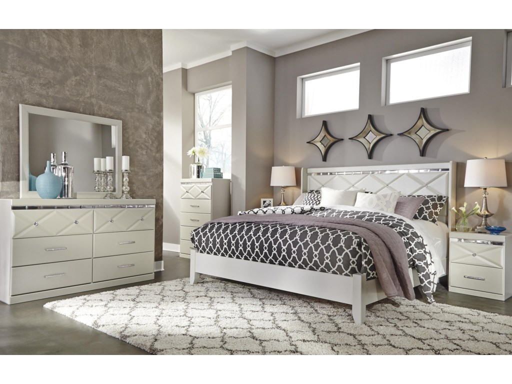 Signature Design by Ashley DreamurKing Bedroom Group