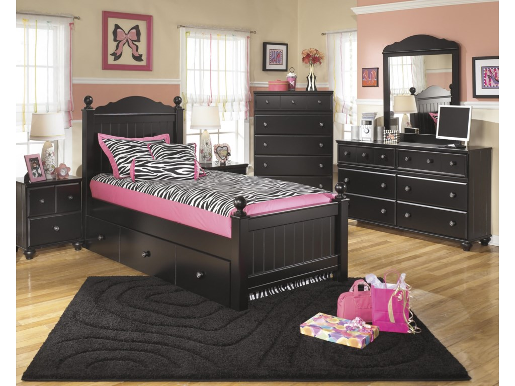 Signature Design by Ashley JaidynTwin Bedroom Group