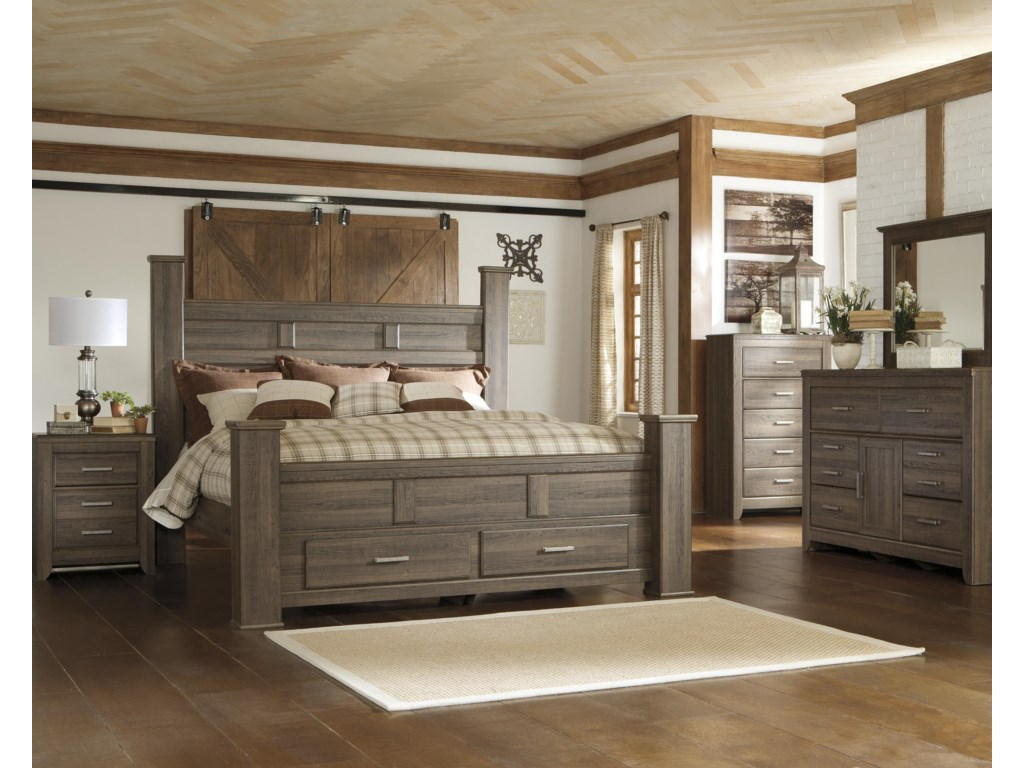 Signature Design by Ashley RemmyQueen Bedroom Group