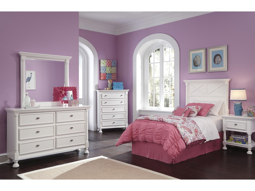 Signature Design by Ashley KaslynTwin Bedroom Group
