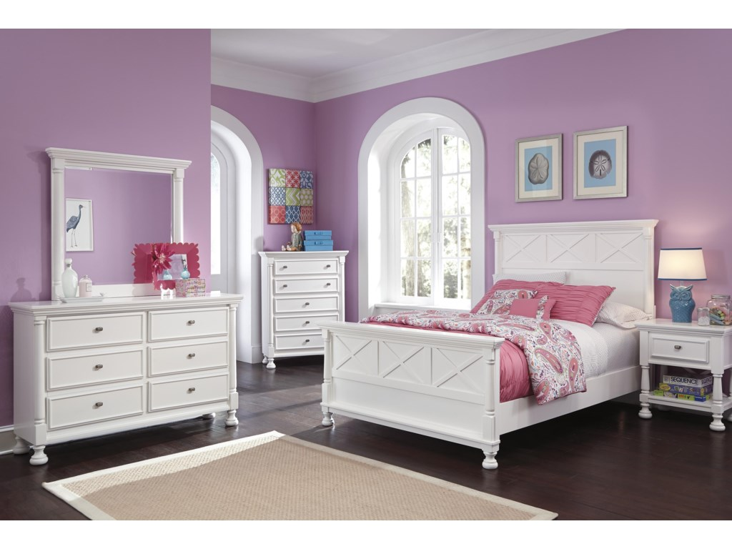 Signature Design by Ashley KaslynQueen Bedroom Group