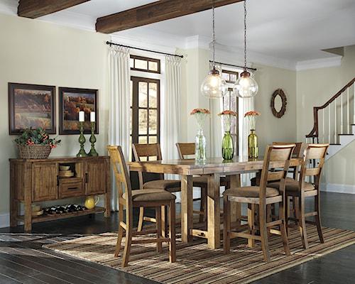 StyleLine MATT Casual Dining Room Group