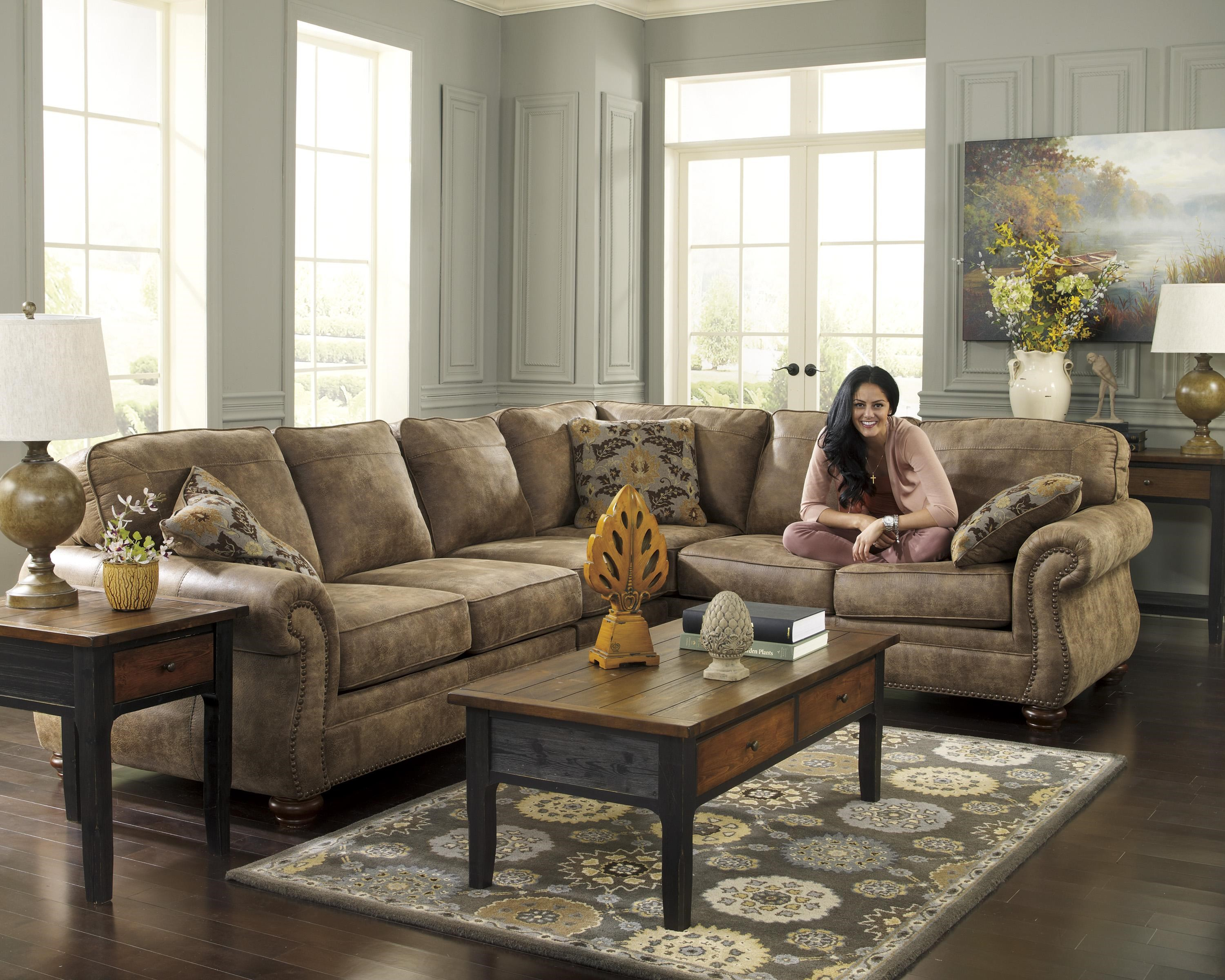 larkinhurst - earth  31901  by signature design by ashley - beck u0026 39 s furniture
