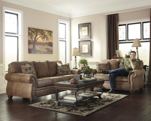 StyleLine ZANE Stationary Living Room Group | EFO Furniture Outlet