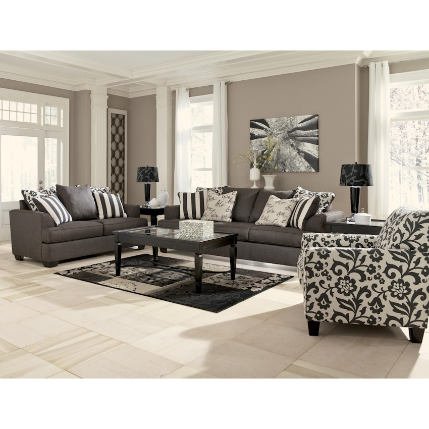 Ashley Furniture Signature Collection: Charcoal (73403) By Signature Design By Ashley