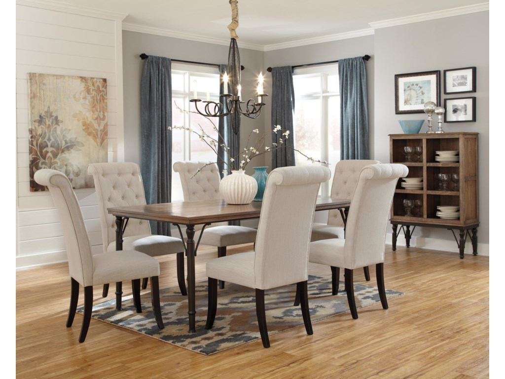 Signature Design by Ashley Tripton Casual Dining Room Group | Value ...
