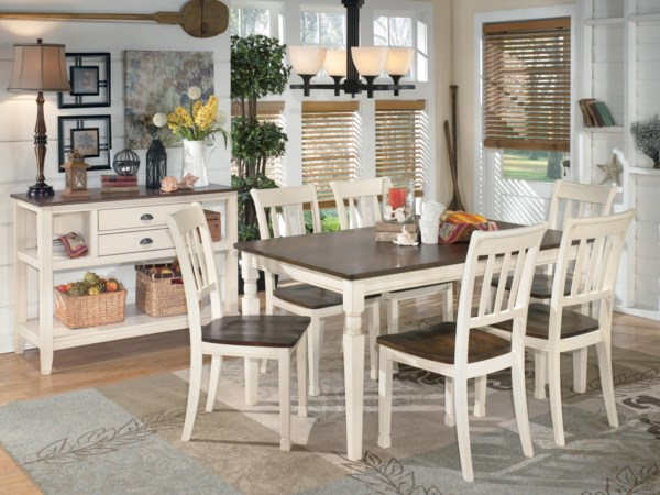 Casual Dining Room Group | Worcester, Boston, MA, Providence, RI ...