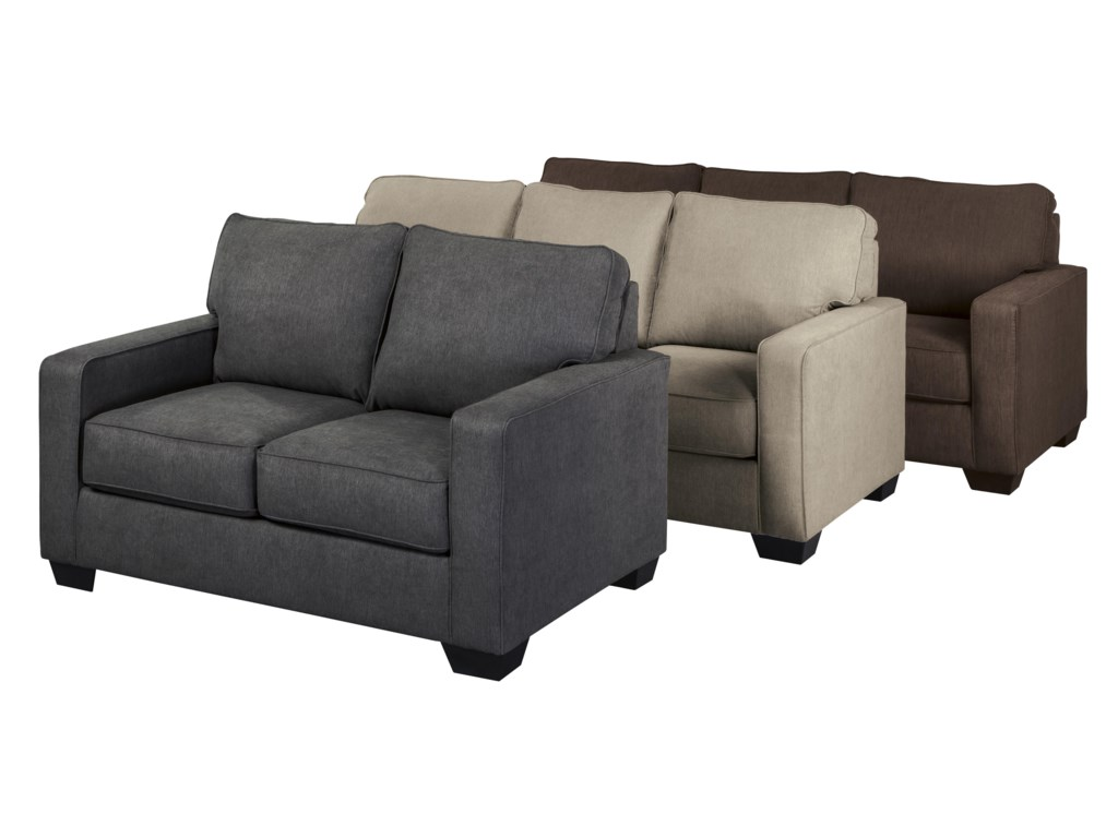 Rooms Collection Three ZebTwin Sofa Sleeper