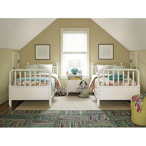 Smartstuff Bellamy Twin Bunk Bed Bedroom Group