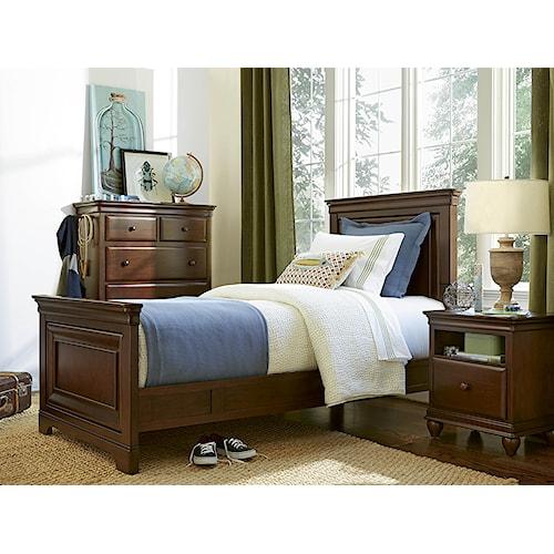 Smartstuff Classics 4.0 Twin Bedroom Group